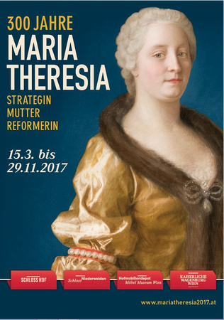 Maria Theresia 1717 – 1780 Strategin, Mutter, Reformerin