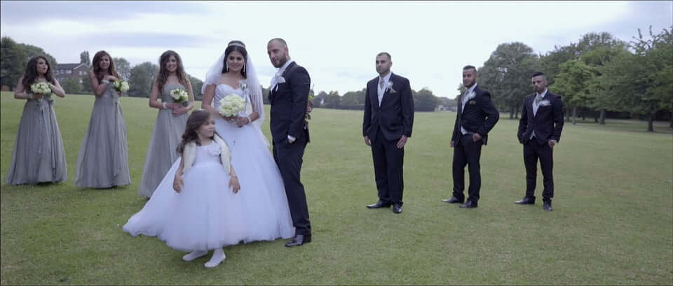 Persian Assyrian wedding videographer in London wedding videographer london - videography