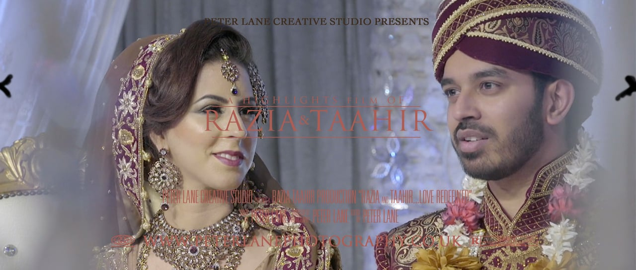 Asian Indian Muslim Wedding Videographer London Photographer
