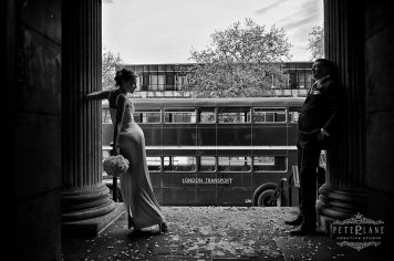 Destination Wedding photographer London Paris Santorini