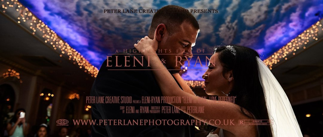 Wedding movie videographer London