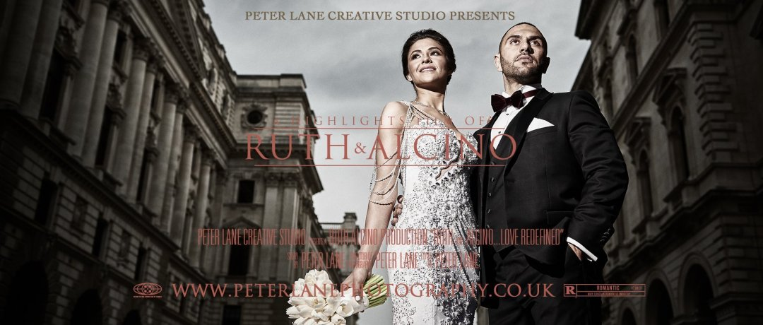 Kent Wedding videographer Oxford