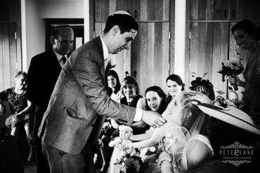 Jewish wedding photographer videographer London