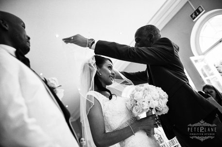 African Wedding photographer London
