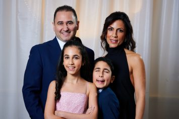Marriott London Bat Mitzvah photographer