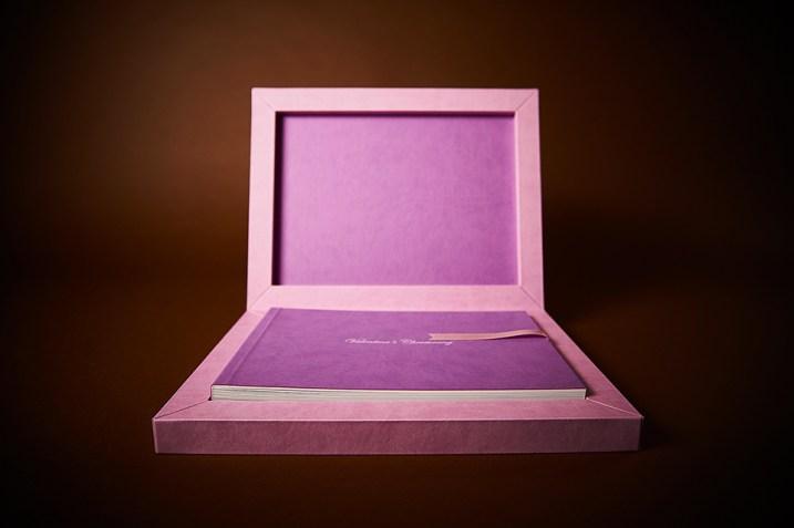 custom luxury baptism album
