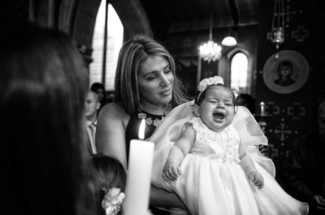 professional baptism photographer London