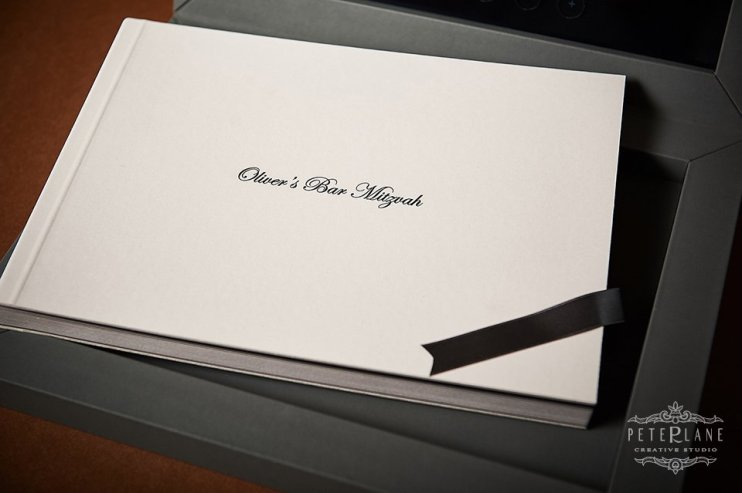 Custom Wedding album design New York
