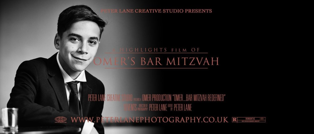 Bar Mitzvah videographer New York