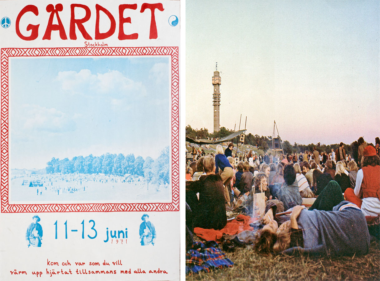 Festen på Gärdet 3, 1971