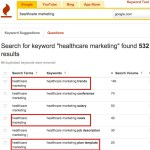 Search for keyword  healthcare marketing  found 532 results