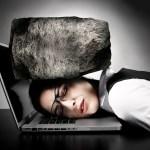 Laptop-Headache