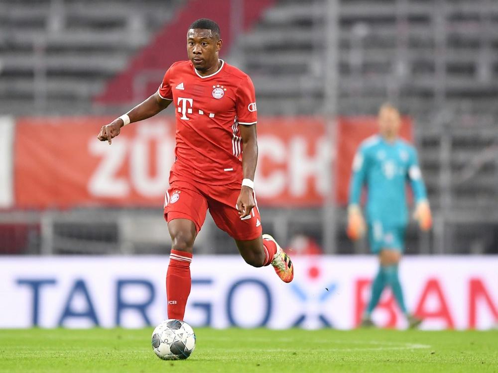 Meisterfeier Bayern München 2021