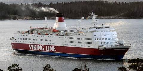 Turun Satama Viking Line