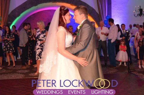 Wedding DJ in Manchester, Lancashire, Cheshire