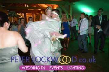 tie-on-head-flying-bride-its-party-time-in-the-white-hart