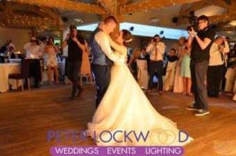 white hart wedding first dance