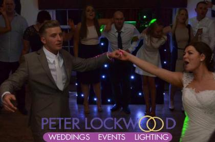 Boholt Country Park Hotel Wedding DJ
