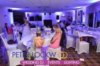purple-wedding-lighting-in-Brookdale-golf-club