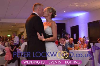 Brookdale Golf Club Wedding DJ