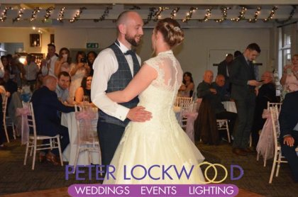 Wedding DJ in Quarry Bank Mill