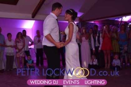 wedding-first-dance-in-the-horseshoe-suite-at-the-bolholt-bury