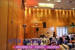 wedding-monogram-in-the-hilton-manchester