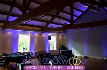 uplighting hire in manchester