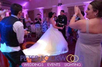 Red Hall Wedding DJ