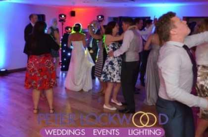 Fishermans Retreat Wedding DJ