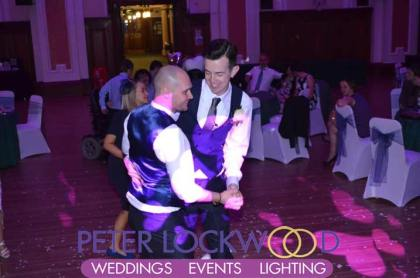 Stockport Town Hall Wedding DJ