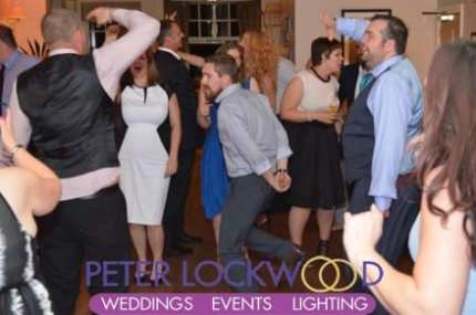 Losehill House Hotel Wedding DJ