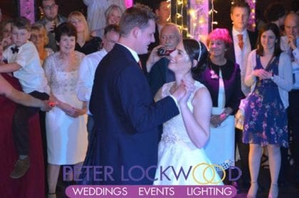 The bays first dance