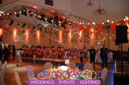 Festoon Lighting hire Manchester