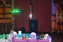 Manchester Town Hall Wedding Disco