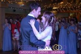Wedding first dance Saddleworth