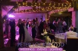 White Hart Lydgate Wedding DJ