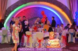 Wedding Lighting Hire