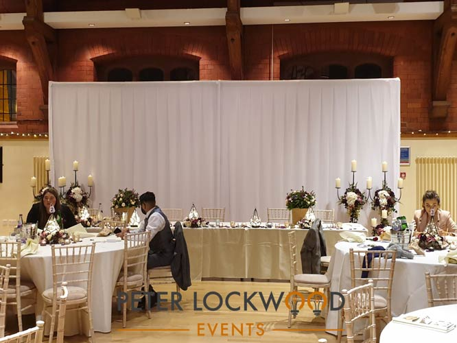 Wedding Backdrops / Drapes