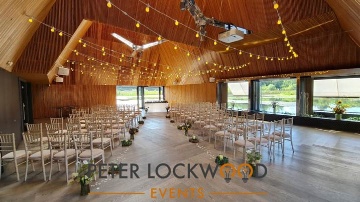 Brockholes wedding