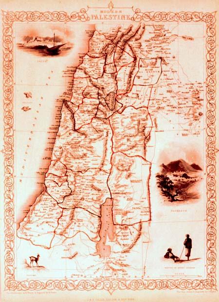 Palestine 1851