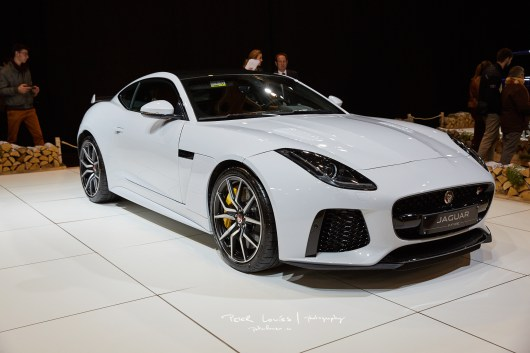 Salon 2017 - Dreamcars - Jaguar F-Type