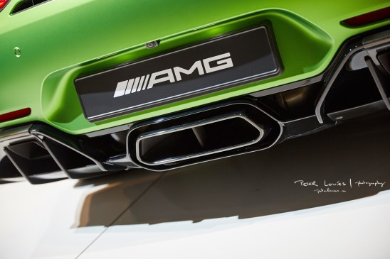 Salon 2017 - Dreamcars - Mercedes AMG GTR