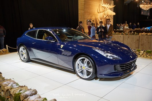 Salon 2017 - Dreamcars - Ferrari