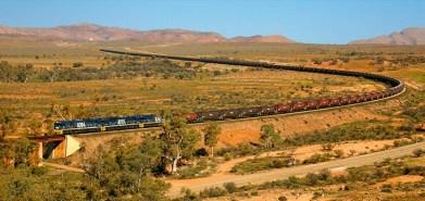Leigh Creek Coal Train