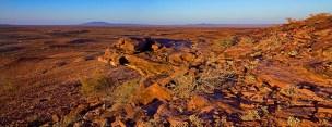 Snake Ridge - Nilpena