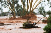 Flinders Flood Waters
