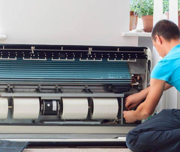 Conditioner repair