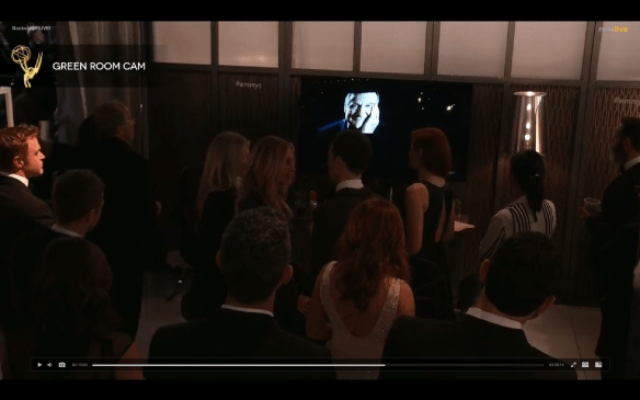 The Emmys Green Room