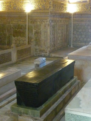 Timur's tomb in Samarkand